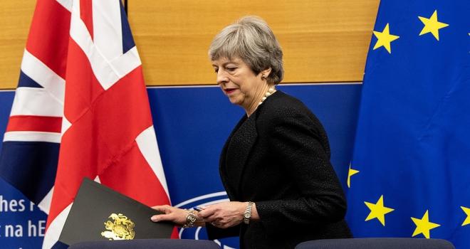 İngiltereden anlaşmasız ayrılık senaryosu için gümrük planı