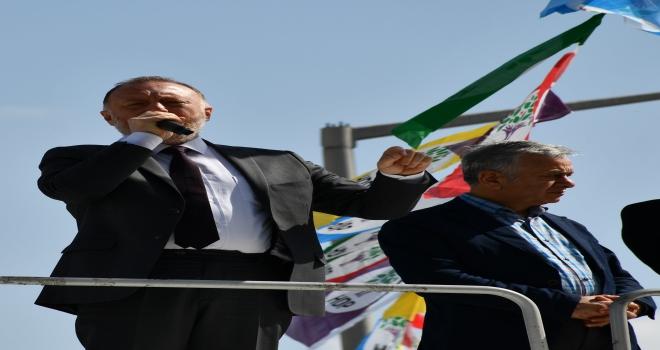 HDP Eş Genel Başkanı Temelli: