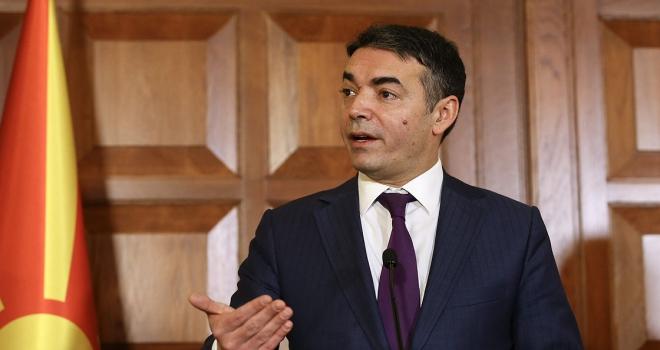 Kuzey Makedonya Dışişleri Bakanı Dimitrov: Her zaman yanımızda olan dost Türkiyedir
