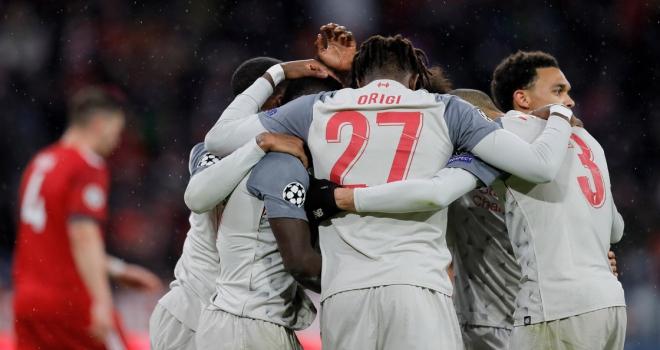 Liverpool Almanyadan turla döndü