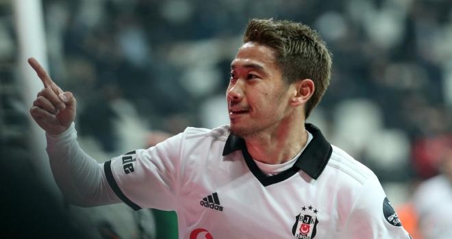 Beşiktaşlı Kagawaya milli davet