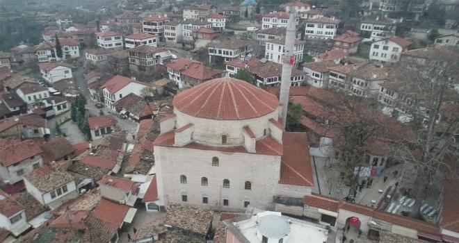 Osmanlı sadrazamının adağı cami restore edildi