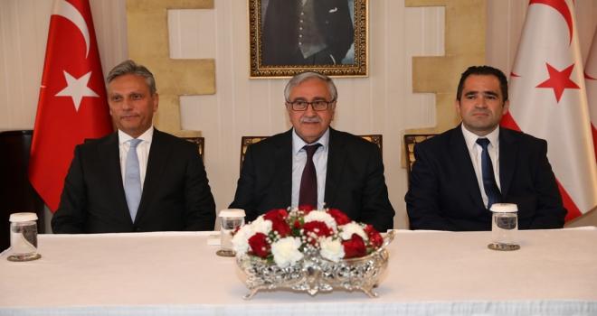 KKTC Cumhurbaşkanı Akıncı: Her Türk, Kıbrısa bir defa da olsa gelmeli