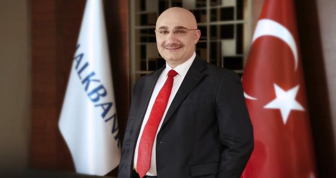 Halkbank Genel Müdürü Arslan: Ekonomideki çalkantı yerini olumlu havaya bıraktı