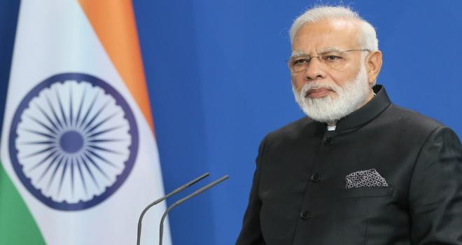 Hindistan Başbakanından Pakistan Günü kutlaması