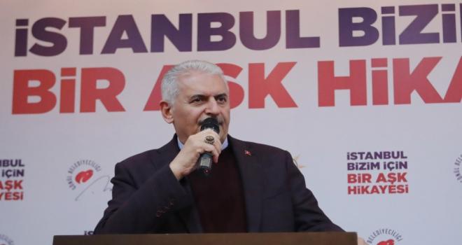 Binali Yıldırım: İstanbulda kreşi olmayan 300 mahalleye kreş açacağız