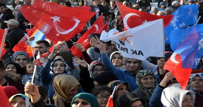 Recep Tayyip Erdoğana her zamankinden daha çok sahip çıkacağız