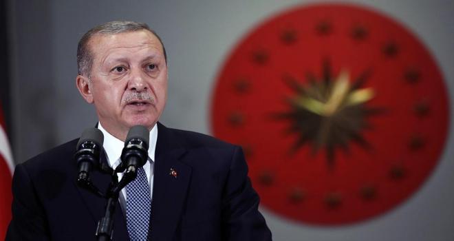 Cumhurbaşkanı Erdoğan Pakistan Milli Gününü kutladı