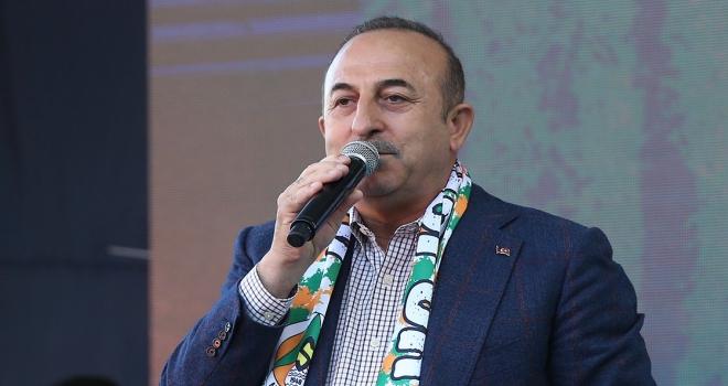 Dışişleri Bakanı Çavuşoğlu: Denize düşen yılana sarılır misali FETÖye sarıldılar