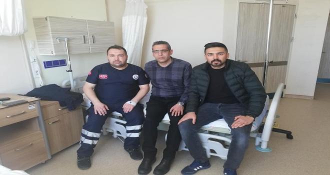 Sivasta sağlık personelinin darbedildiği iddiası