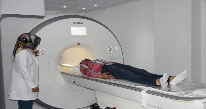 Numune Hastanesine yeni MR ve tomografi cihazı