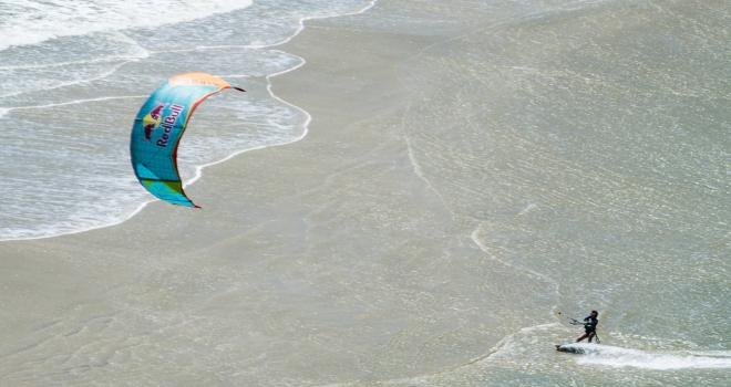 Red Bull Salt Rush Tuz Gölünü renklendirecek