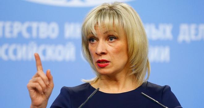 Rusyadan ABDye cevap: Öncelikle ABDnin Suriyeden çıkması gerekiyor