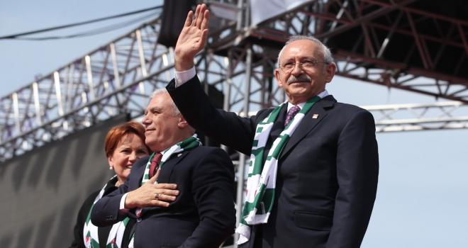 CHP Genel Başkanı Kılıçdaroğlu: Türkiye üretimden koparılmadığı sürece hiçbir beka sorunu yoktur