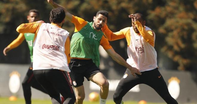 Galatasarayda kupa mesaisi