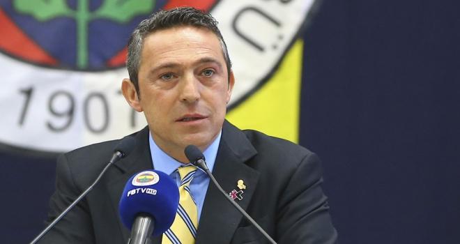 Fenerbahçe Kulübü Başkanı Koç: TFFyi yönetecek kişi kifayetli olmalı