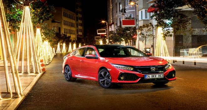 Honda Civic ve CRV modellerinde bahar kampanyası