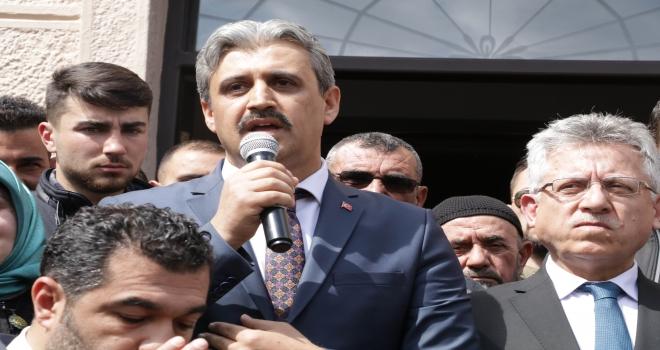 Yozgat Belediye Başkanı Köse, göreve başladı