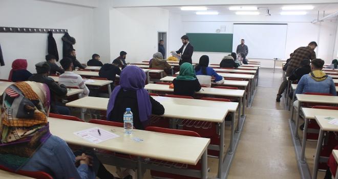 30 bin öğrenciye eş zamanlı dijital okuryazarlık sınavı yapıldı