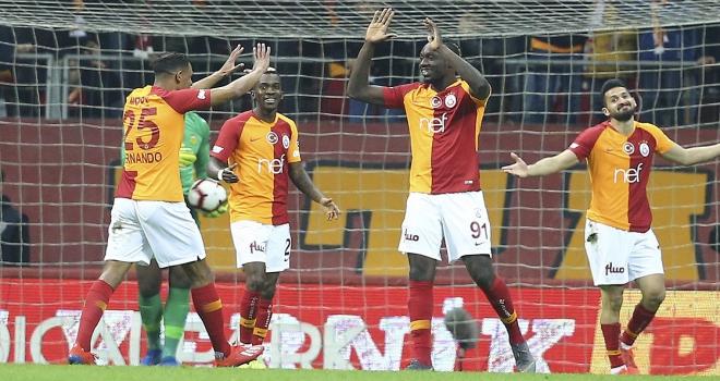 Galatasaray Diagnenin golleriyle kazandı