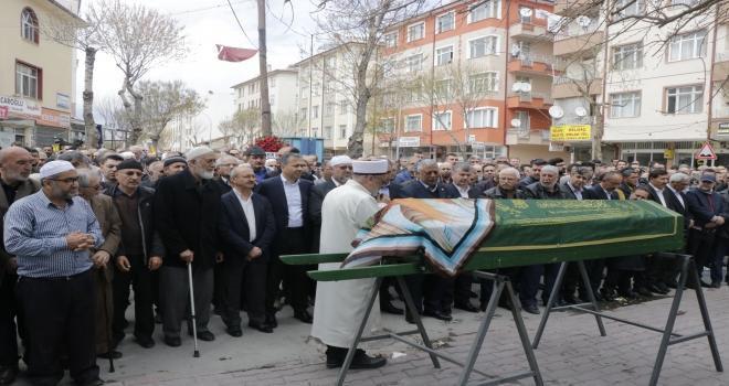 Eski RTÜK Başkanı Yerlikayanın acı günü