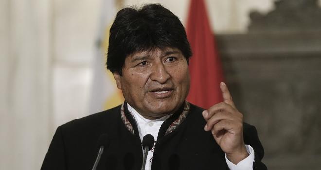 Bolivya Devleti Başkanı Morales, Türkiyeye resmi ziyarette bulunacak