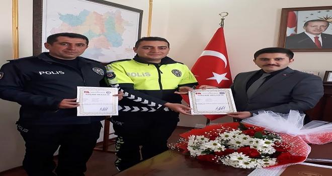 Türk Polis Teşkilatının kuruluşunun 174. yıl dönümü