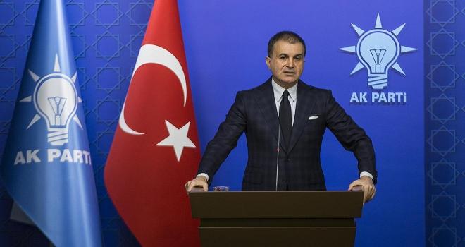 AK Parti Sözcüsü Çelik: Demokrasinin sahibi millettir, ne derse o olur