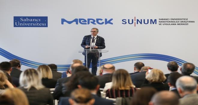 Sabancı Üniversitesi ile Merck arasında biyoteknolojik iş birliği