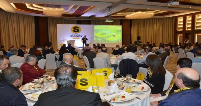 Sahibinden.com Bursada kurumsal üyeleriyle buluştu