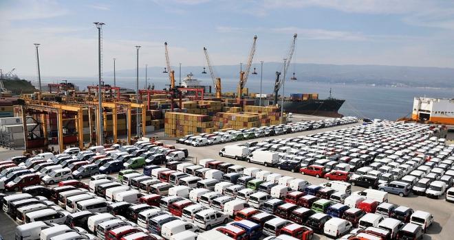 İlk çeyrekte üretilen taşıtların yüzde 89u ihraç edildi