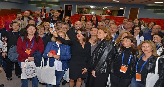 Eğitimciler Yeditepe Üniversitesi'nde öğrencilik yıllarına döndü