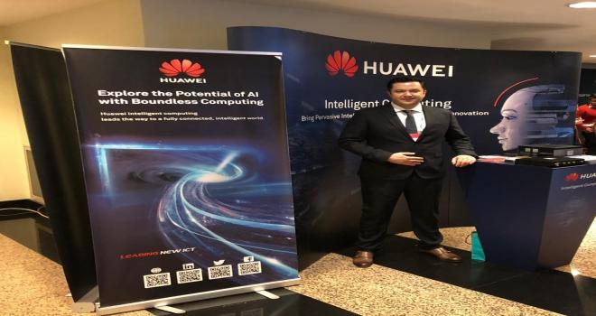 Huawei yapay zeka çözümlerini tanıttı