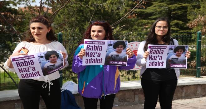 Rabia Naz Vatanın ölümü