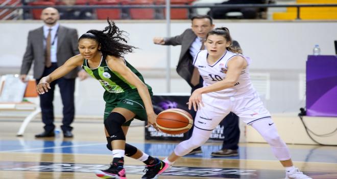 Kadınlar Basketbol Süper Ligi playoff