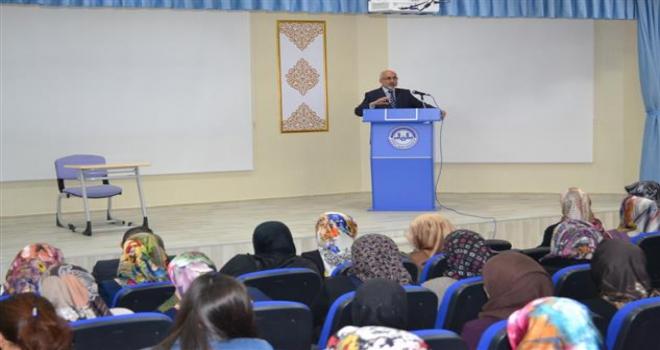 Kırşehirde Kuranı Kerimi güzel okuma yarışması