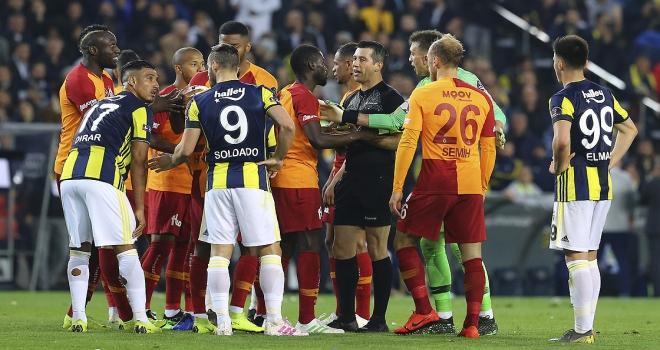 Galatasaraydan VAR tepkisi