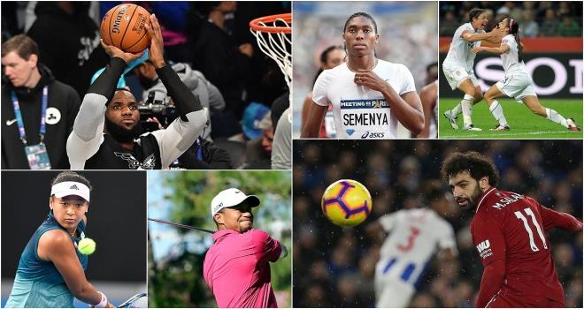 En etkili 100 kişi arasında 6 sporcu