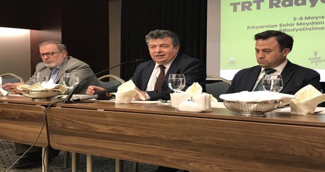 TRT radyoları Konyaya geliyor