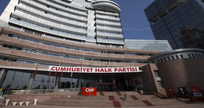 CHPde PM olağanüstü toplandı
