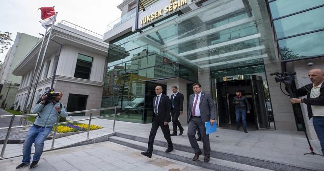 CHPden İstanbul seçiminin tümü için iptal başvurusu