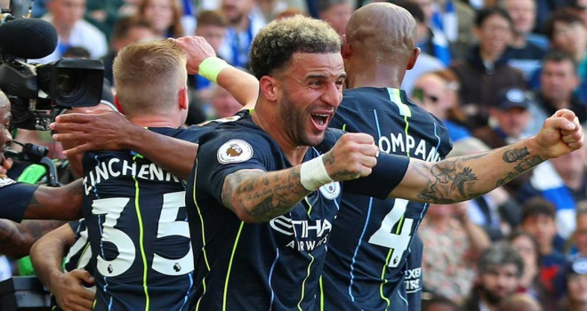 İngiltere Premier Ligde şampiyon Manchester City