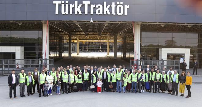 TürkTraktör, Dünya Çiftçiler Gününü Sakaryalı çiftçilerle kutladı