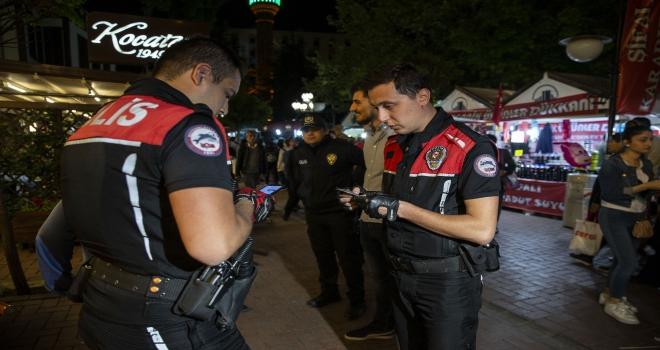 Başkentte Ramazanda Huzur uygulaması