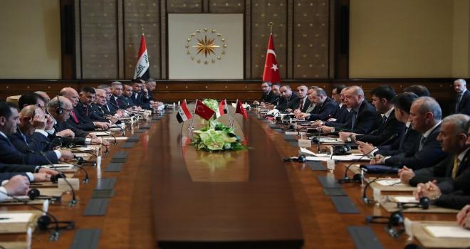Irak Başbakanı Adil Abdulmehdi Ankarada