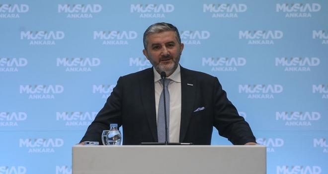 Türk Konseyinde ticaret ve sanayi odası atılımı