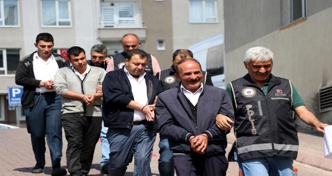 GÜNCELLEME  Kayseride 21 düzensiz göçmen yakalandı