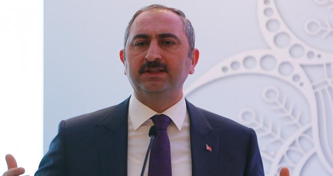 Adalet Bakanı Gül: Türkiyeyi daha büyük bir hale getirmeye devam edeceğiz