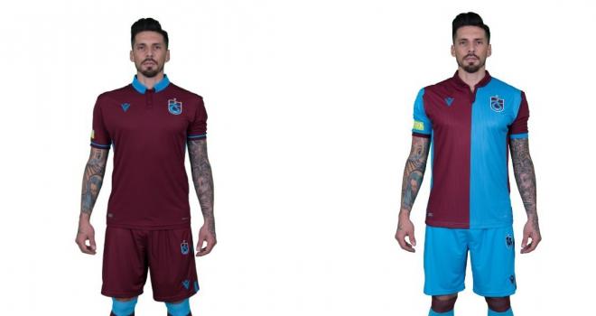 Trabzonsporda yeni sezon formaları satışa çıktı