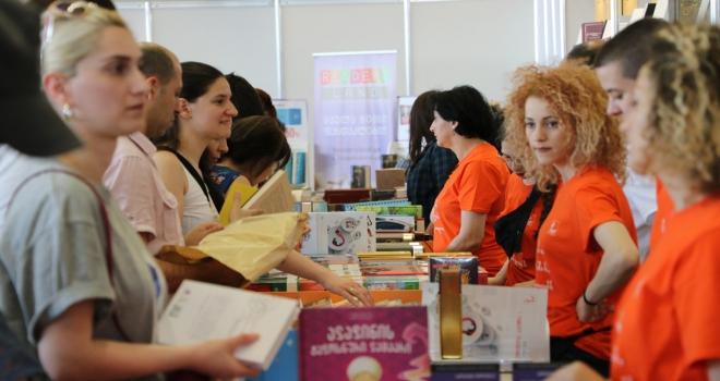 Türkiye, bir sonraki Tiflis Uluslararası Kitap Fuarının onur konuğu